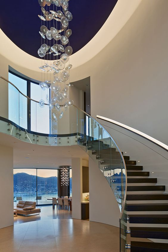 Fachadas de Casas modernas minimalistas 3 Decoracion de