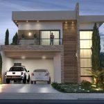 Fachadas de Casas modernas minimalistas (6)