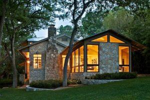 Fachadas de Casas modernas minimalistas (9)