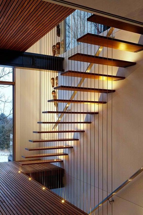 Fachadas de Casas modernas, minimalistas rusticas sencillas (1)