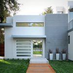 Fachadas de Casas modernas, minimalistas rusticas sencillas (3)