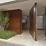 Fachadas de Casas modernas sencillas de dos y un piso (1)