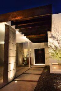 Fachadas de Casas modernas sencillas de dos y un piso (5)