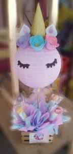 adornos de unicornios para fiestas infantiles