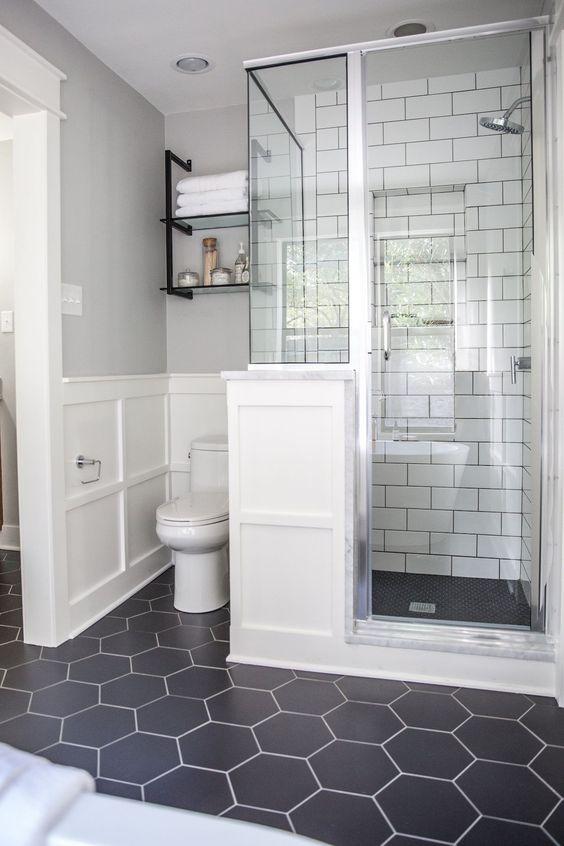 Azulejos para dise o de ba os las mejores tendencias for Fachadas con azulejo