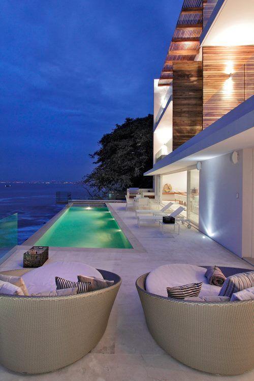 casas modernas con piscina (4)