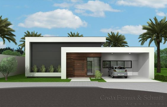 Casas modernas 2019 2020 fotos e ideas de casas modernas for Modelos de casas minimalistas de una planta