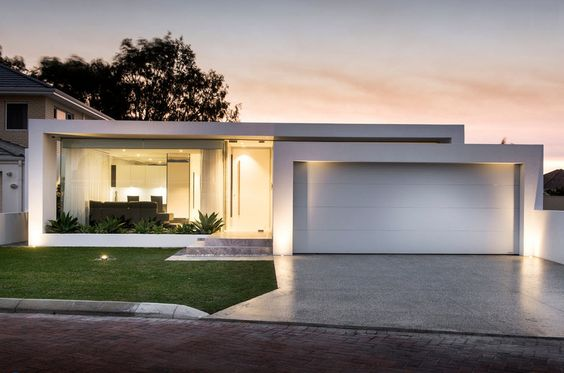 Casas modernas 2018 2019 fotos e ideas de casas modernas for Casas pequenas de una planta modernas
