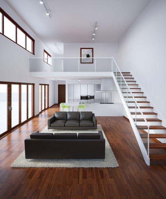 Casas modernas 2018 2019 fotos e ideas de casas modernas - Casas modernas interiores ...