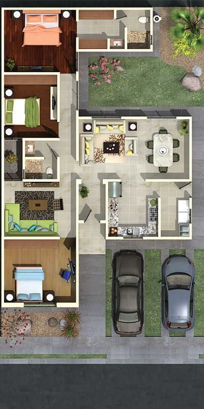 casas modernas planos (1)