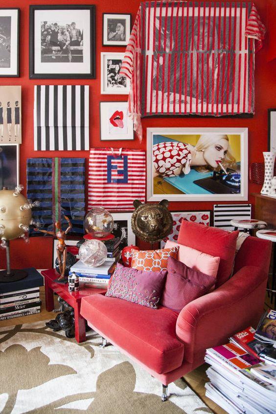 Colores en la decoración moderna