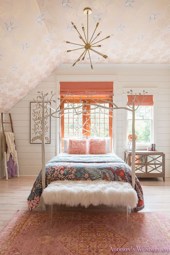 Colores para dormitorios modernos 2018 for Colores relajantes para dormitorio
