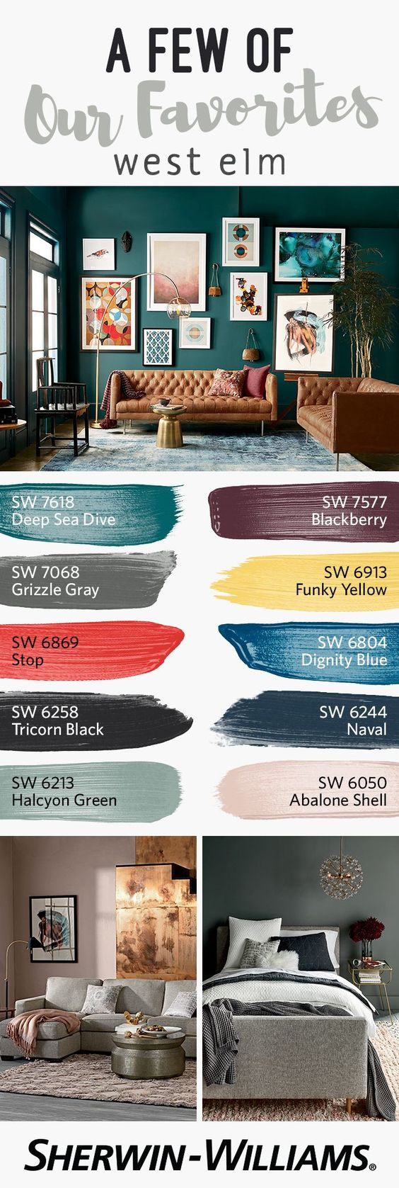 colors for salons 2019