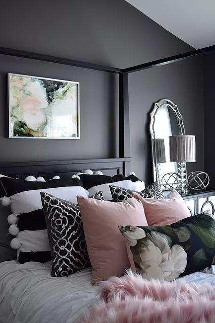 Colores para salones 2019 colores de moda para decorar - Colores relajantes para salones ...