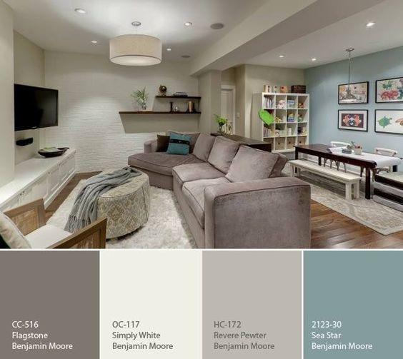 Colores Para Salones 2019 Colores De Moda Para Decorar Salas T