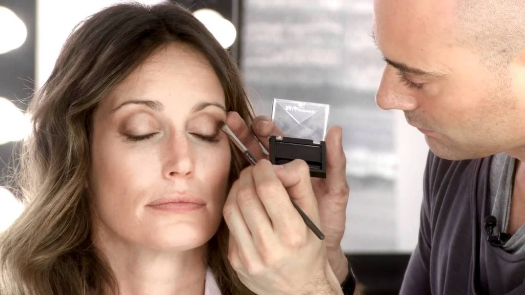 ¿Cómo maquillar a una mujer madura?