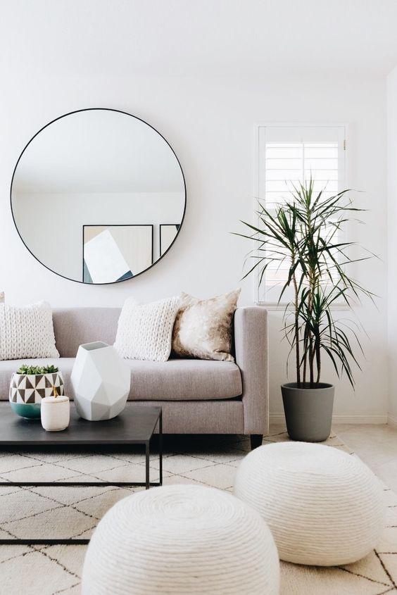 decoracion con espejos en la sala (3)