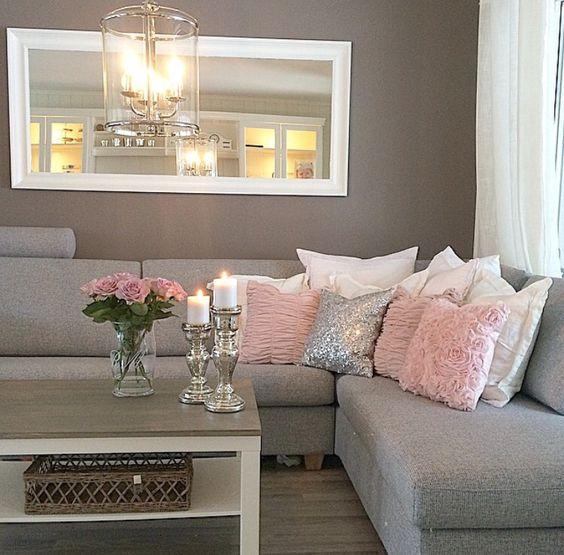 decoracion con espejos en la sala (5)