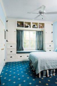 Decoracion de cuartos pequeños para parejas