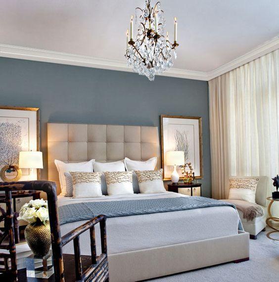 Decoracion De Dormitorios Matrimoniales Pequenos Y Modernos Como