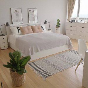 Decoracion de dormitorios matrimoniales sencillos