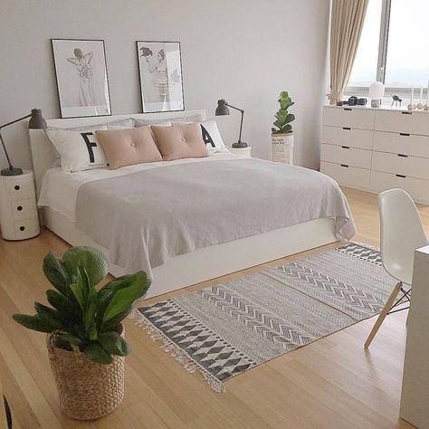 decoracion de dormitorios matrimoniales sencillos como