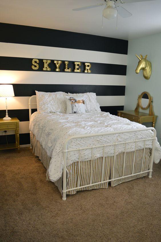 Decoraci n de dormitorios modernos 2018 dise os que te inspirar n - Decoracion de dormitorios juveniles modernos ...