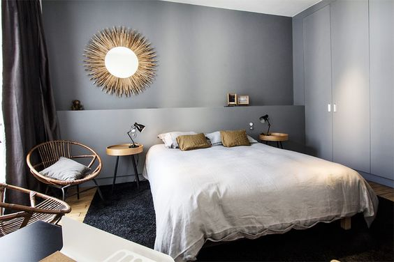 Decoraci n de dormitorios modernos 2018 dise os que te for Decoracion de apartamentos sencillos