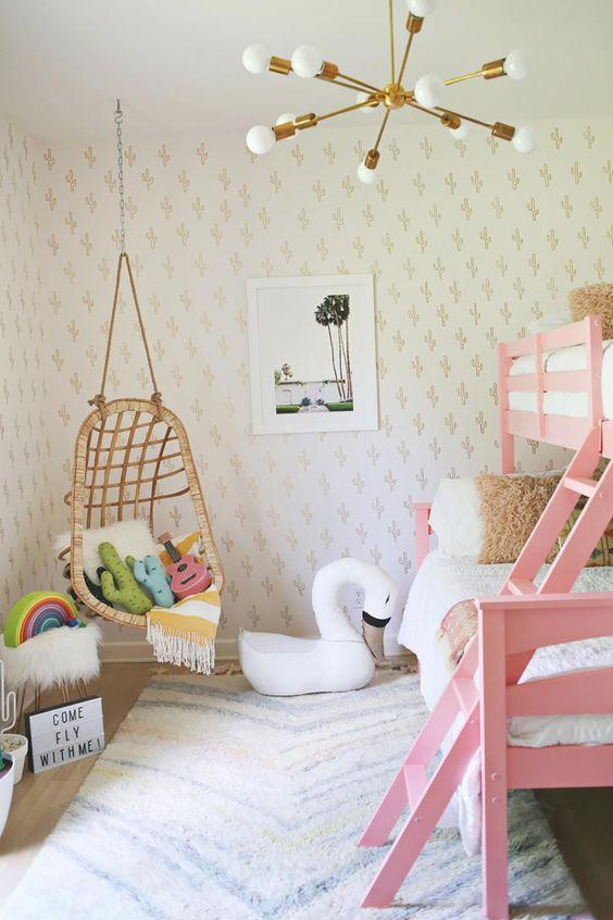 Decoracion de dormitorios para niñas