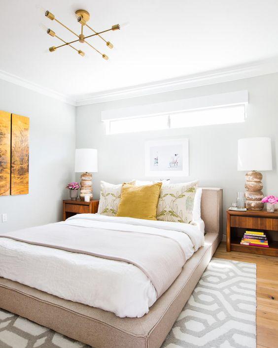 Decoracion de dormitorios matrimoniales pequeños