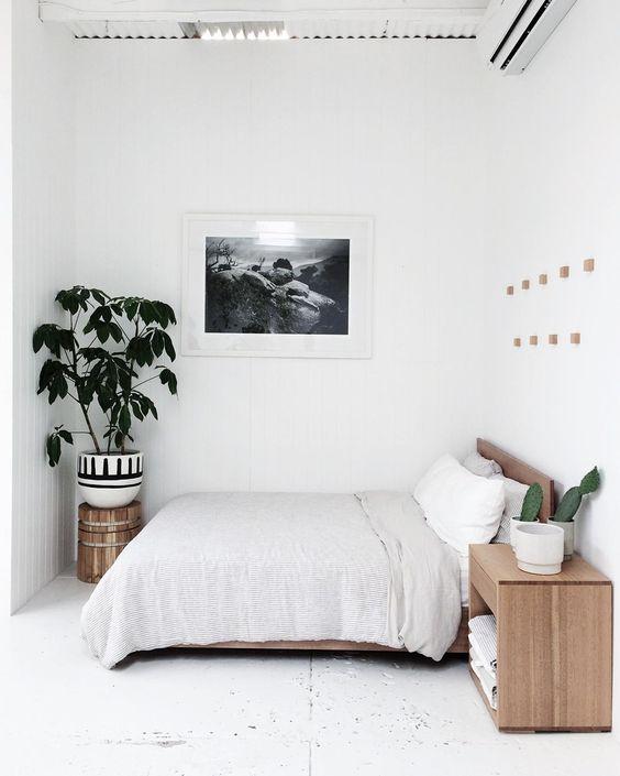 Decoraci n de dormitorios modernos 2018 dise os que te for Decoracion de dormitorios matrimoniales pequenos