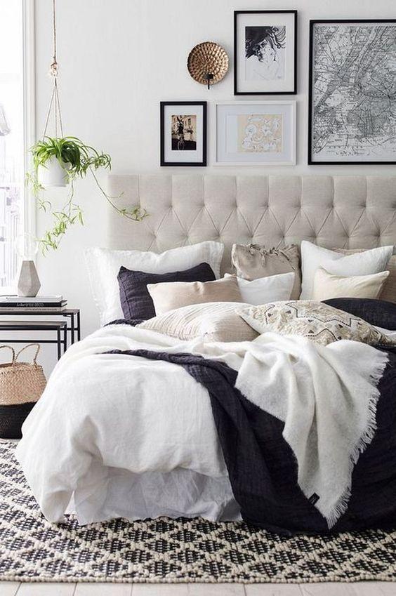 Decoracion de habitaciones modernas para parejas