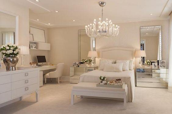 Decoración de interiores clásico elegante