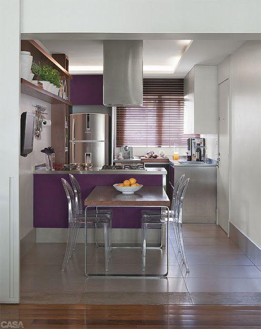 Decoración de interiores de Cocinas