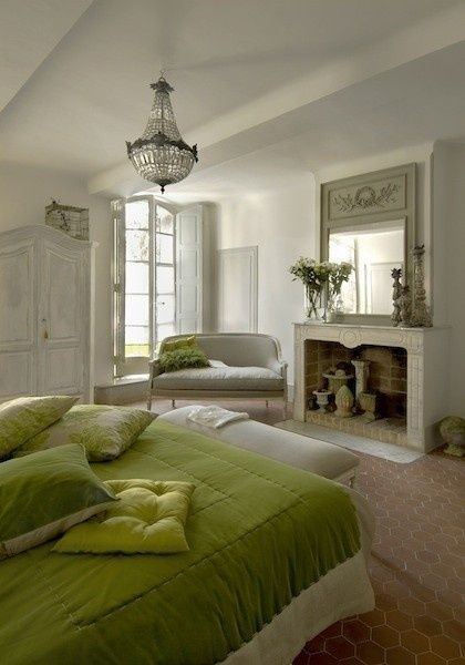 Decoracion de interiores color Lime Punch