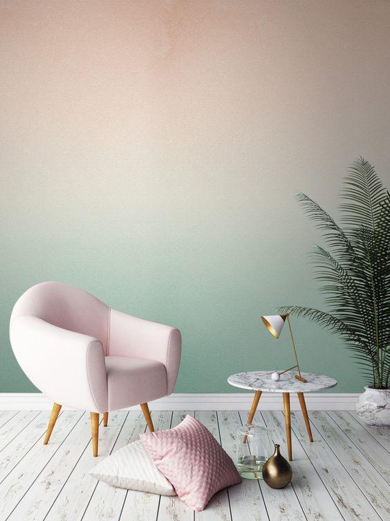 decoracion de interiores pintura 2018