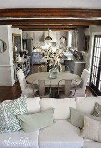 decoracion de sala cocina y comedor juntos (2)