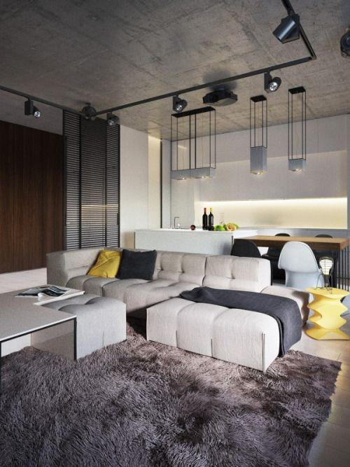 Decoraci n de interiores tendencias 2018 2019 for Interiores minimalistas 2016