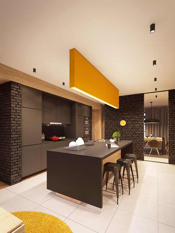 Decoraci n de interiores tendencias 2018 2019 for Colores minimalistas para interiores