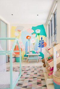 Diseños de cuartos pequeños para niños