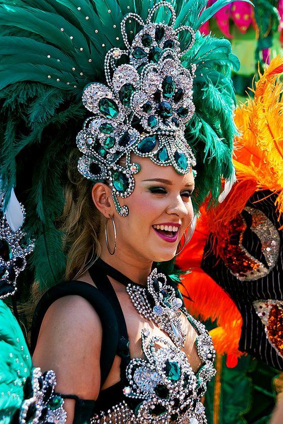 Disfraces de carnaval 2017