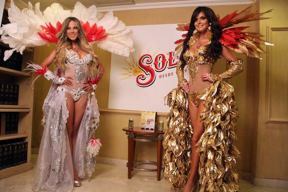Disfraces de carnaval para mujeres