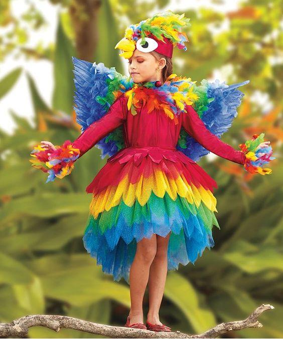 Disfraces de carnaval para niños