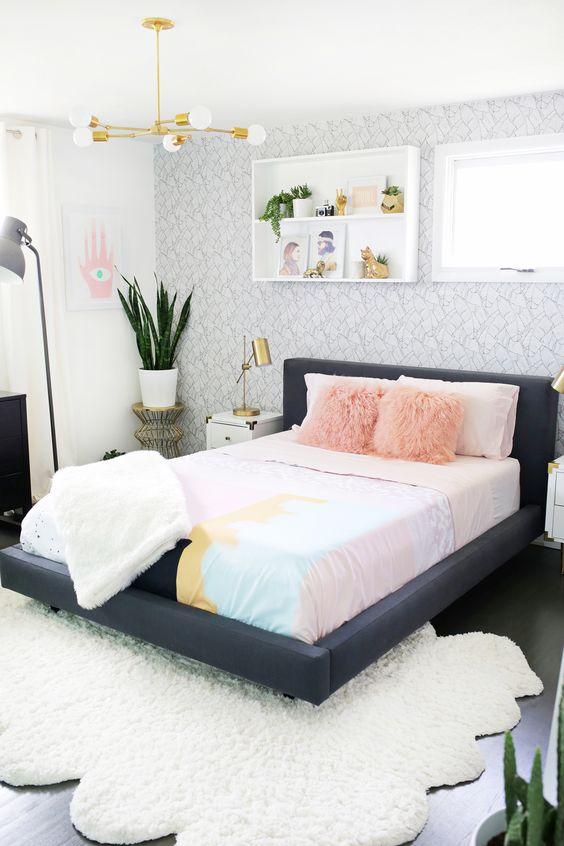 Dormitorios peque os ideas en decoraci n moderna y color for Dormitorios pequenos juveniles