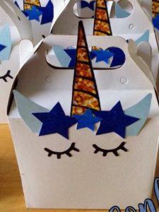 dulceros de unicornio para niño