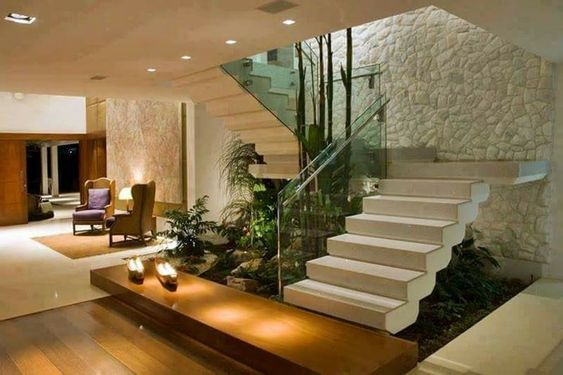 Escaleras modernas 2018 decoracion de interiores for Escaleras modernas para casa