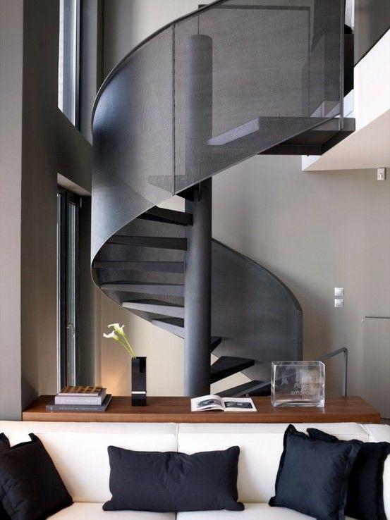 escaleras modernas de caracol (3)