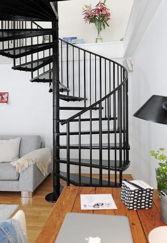 escaleras modernas de caracol (4)
