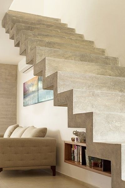 Escaleras modernas 2018 ideas de decoraci n para tus for Gradas de interiores