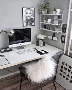 Escritorios para casas peque as decoracion de interiores - Escritorios para habitaciones pequenas ...